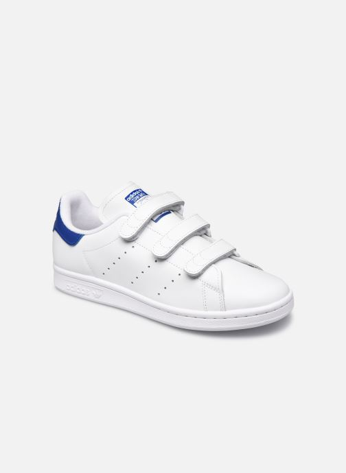Baskets adidas originals Stan Smith Cf W Blanc vue détail/paire