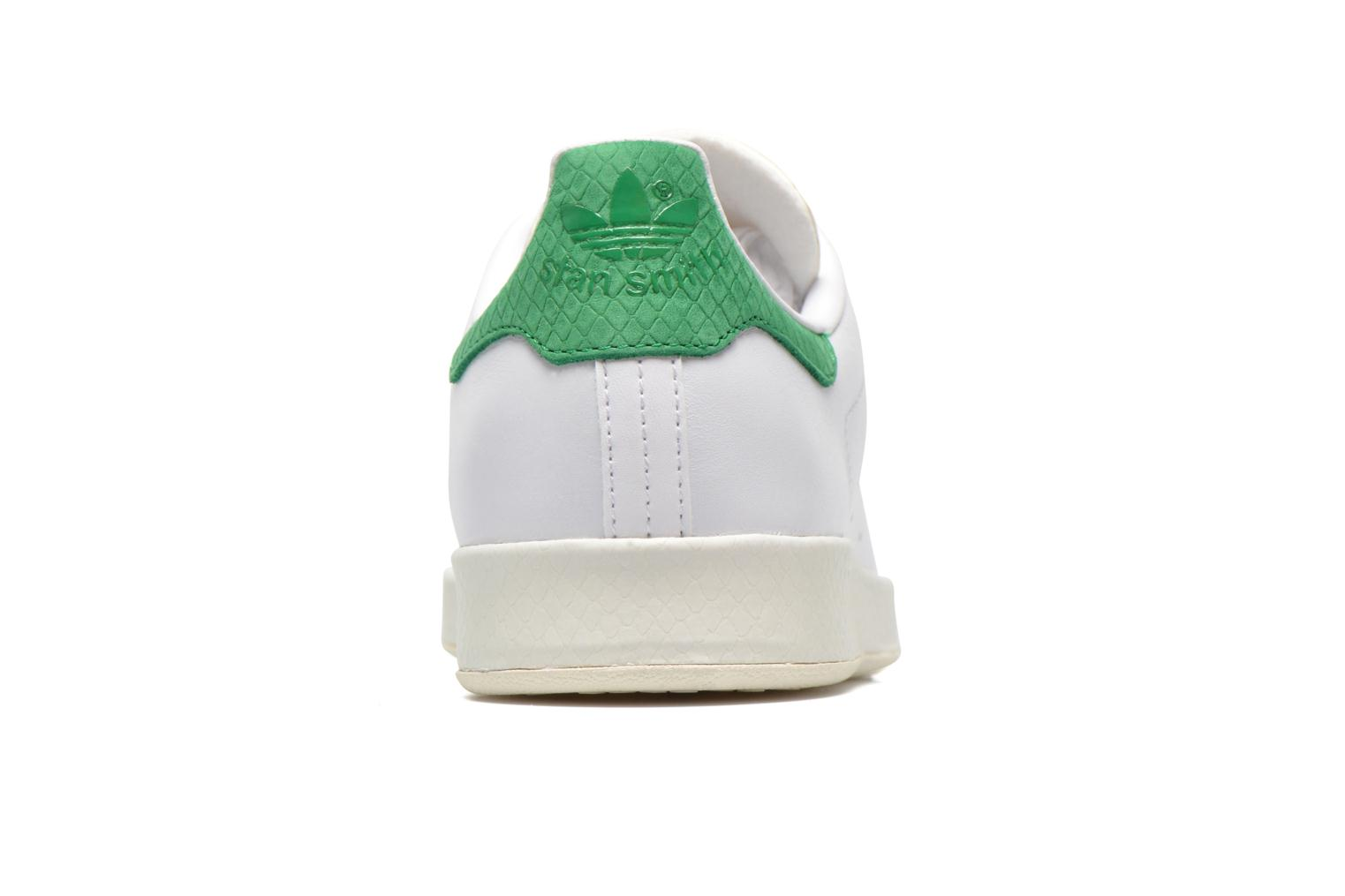 Deportivas Adidas Originals Stan Smith Luxe W Blanco vista lateral derecha
