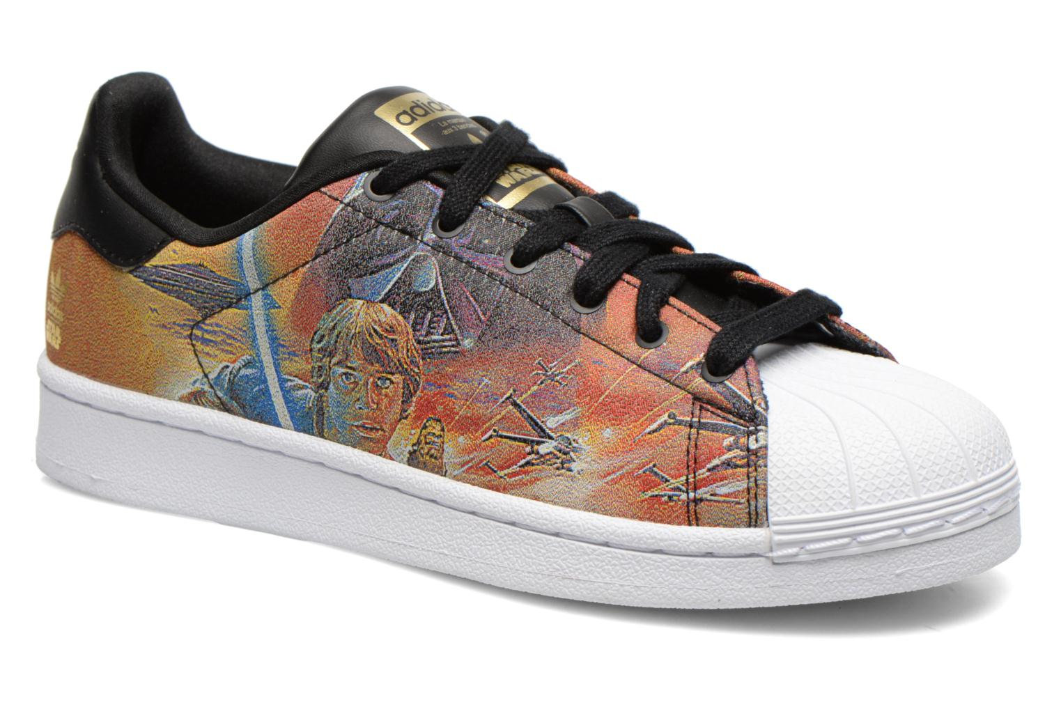 Sneakers Adidas Originals Superstar Star Wars J Multicolore vedi dettaglio/paio