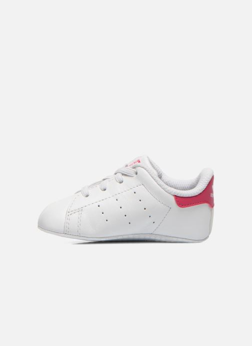 Sneakers adidas originals Stan Smith Crib Wit voorkant