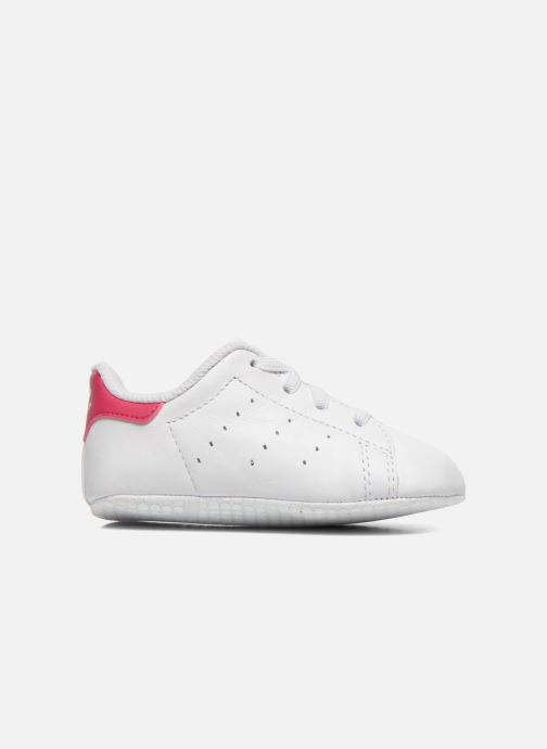 Trainers adidas originals Stan Smith Crib White back view