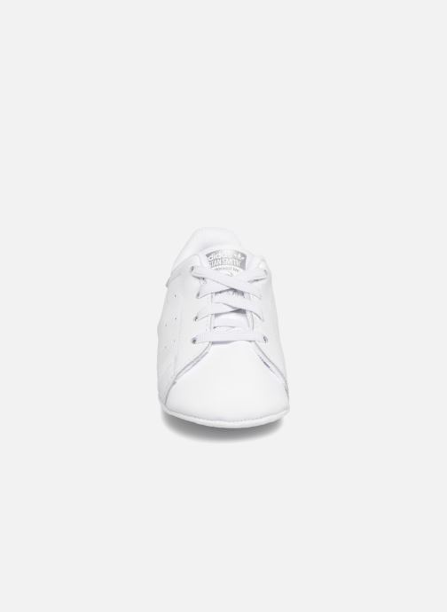 official store promo code more photos adidas originals Stan Smith Crib (Blanc) - Baskets chez Sarenza ...