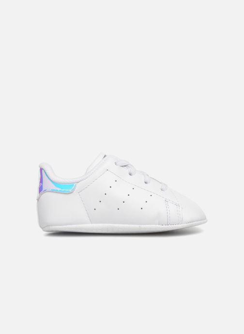 Sneaker adidas originals Stan Smith Crib weiß ansicht von hinten