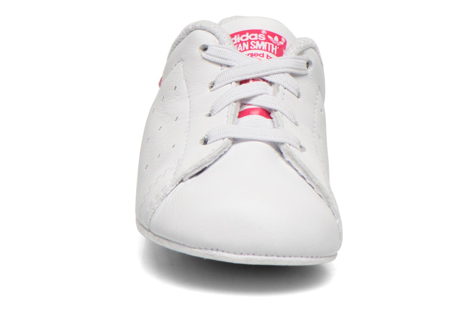 Baskets Adidas Originals Stan Smith Crib Blanc vue portées chaussures