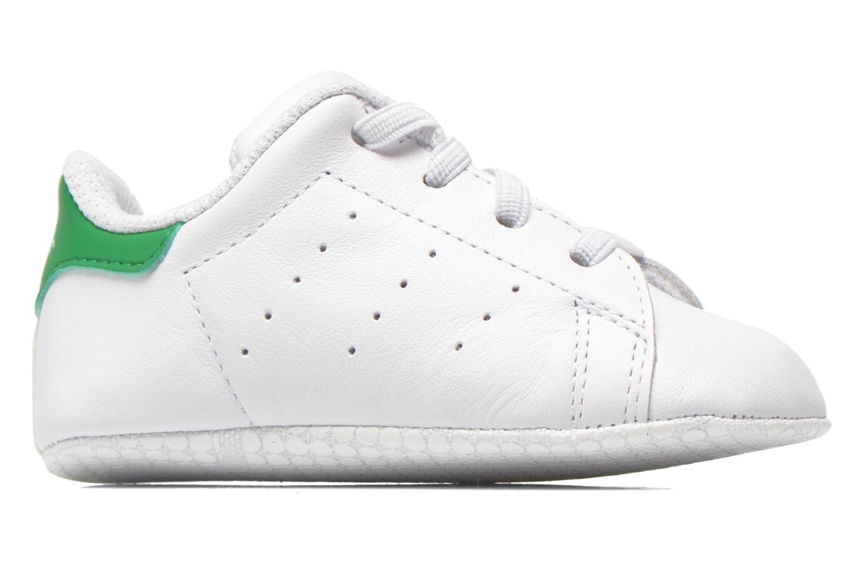 Sneakers Adidas Originals Stan Smith Crib Bianco immagine posteriore