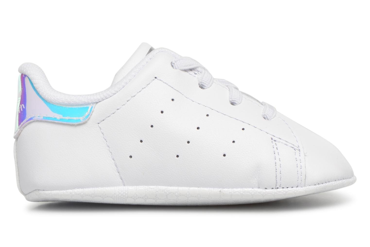 Baskets Adidas Originals Stan Smith Crib Blanc vue derrière