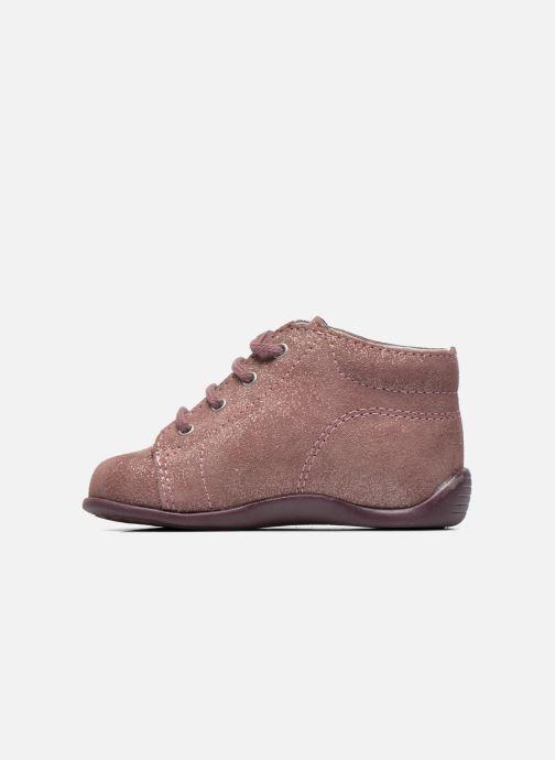 Bottines et boots Bopy Padova Rose vue face