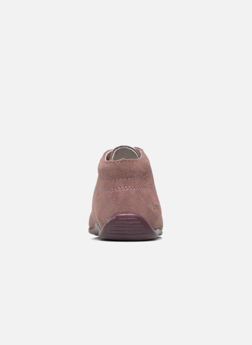 Bottines et boots Bopy Padova Rose vue droite