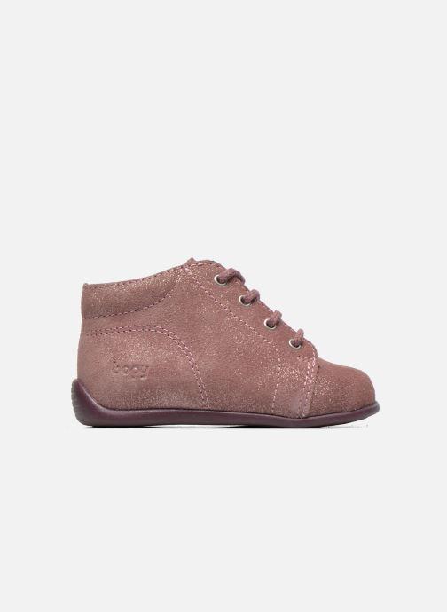 Bottines et boots Bopy Padova Rose vue derrière