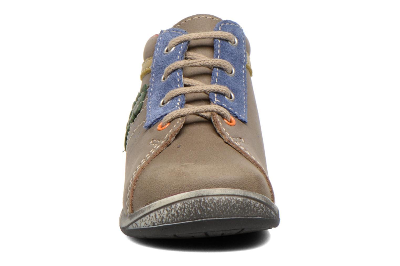 Boots en enkellaarsjes Bopy Zalaska Grijs model