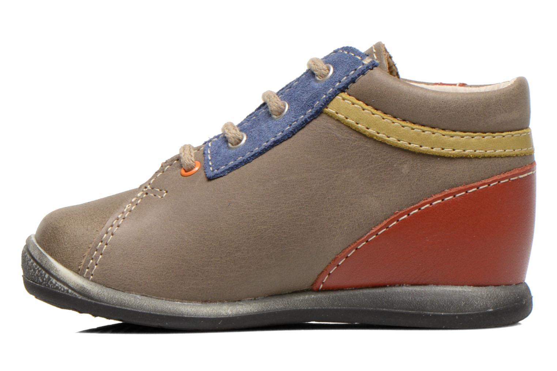 Boots en enkellaarsjes Bopy Zalaska Grijs voorkant