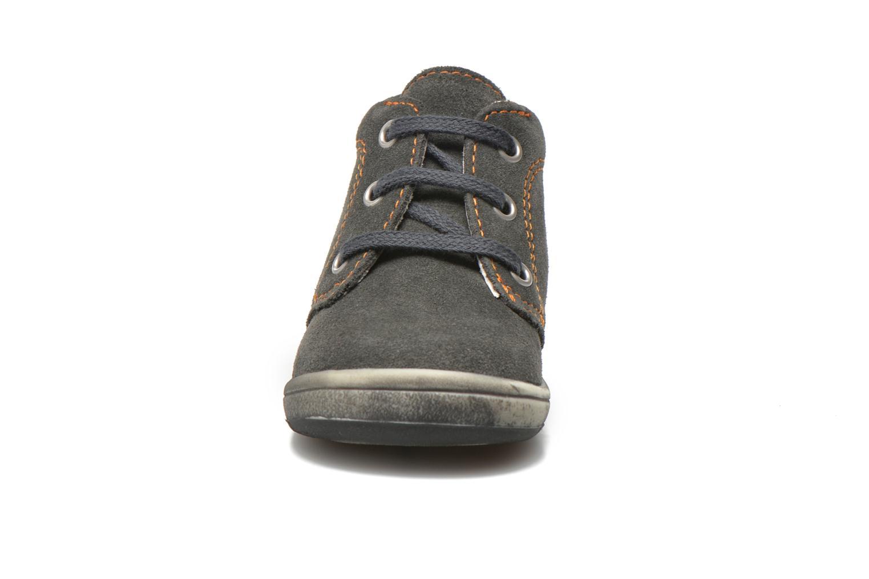 Stiefeletten & Boots Bopy Zarcos grau schuhe getragen