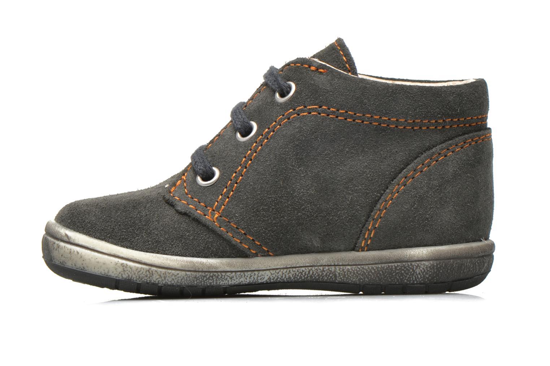 Stiefeletten & Boots Bopy Zarcos grau ansicht von vorne
