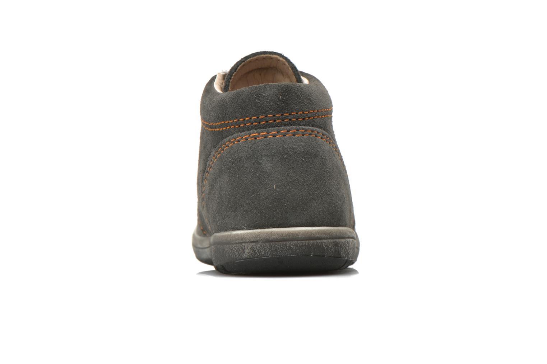 Stiefeletten & Boots Bopy Zarcos grau ansicht von rechts