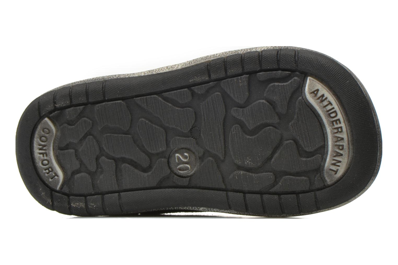 Stiefeletten & Boots Bopy Zarcos grau ansicht von oben