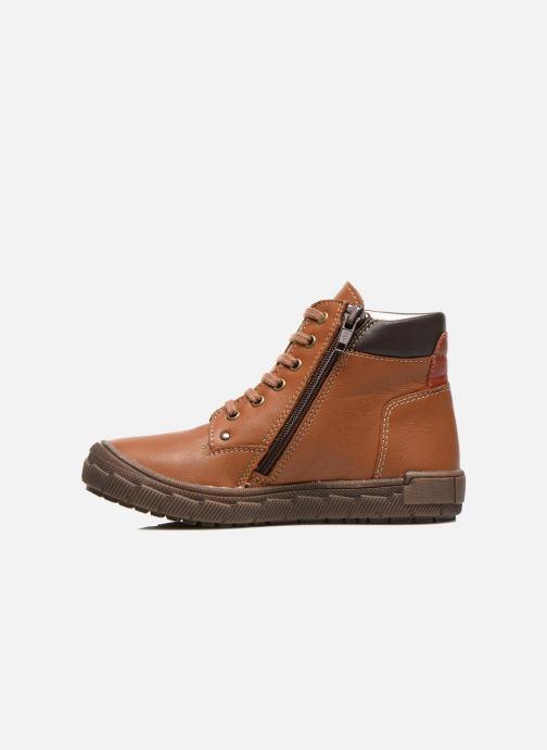 Sneakers Bopy Vimber Bruin voorkant