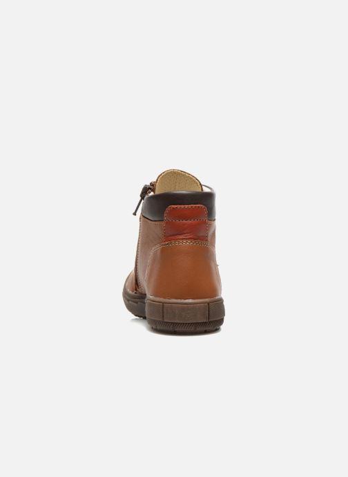 Sneakers Bopy Vimber Bruin rechts