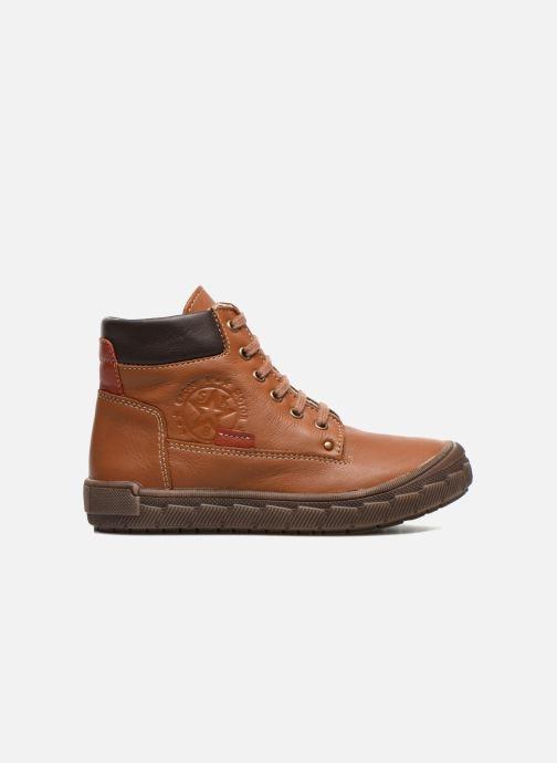 Sneakers Bopy Vimber Bruin achterkant