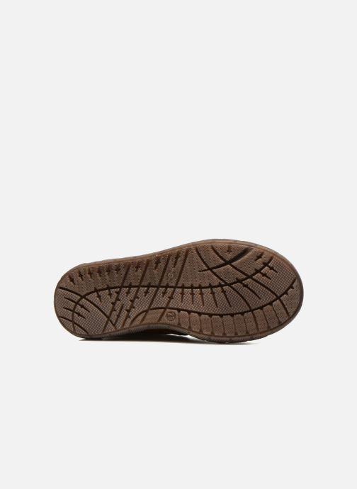 Sneakers Bopy Vimber Bruin boven