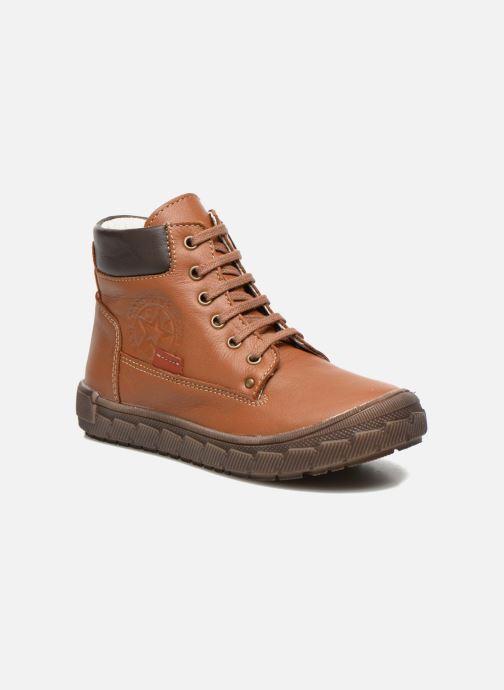 Sneakers Bopy Vimber Bruin detail
