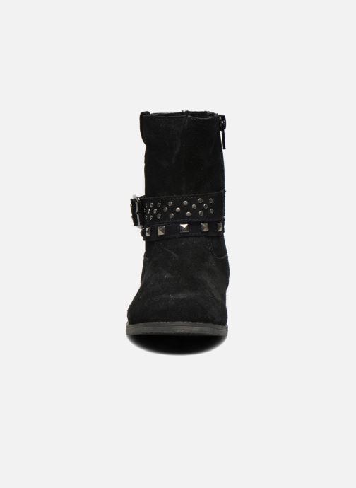 Bottes Bopy Crock Noir vue portées chaussures