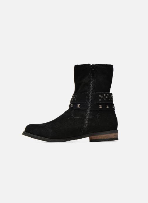 Laarzen Bopy Crock Zwart voorkant