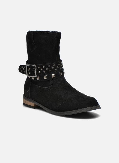 Laarzen Bopy Crock Zwart detail