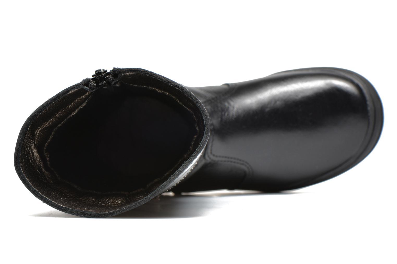 Botas Bopy Sondy Negro vista lateral izquierda