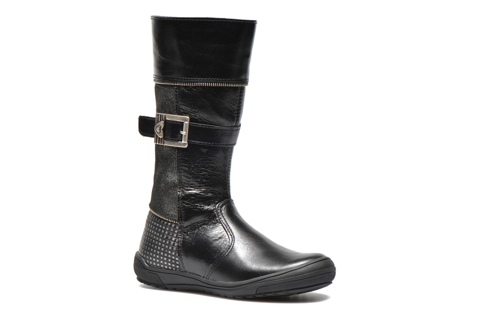 Boots & wellies Bopy Sondy Black detailed view/ Pair view
