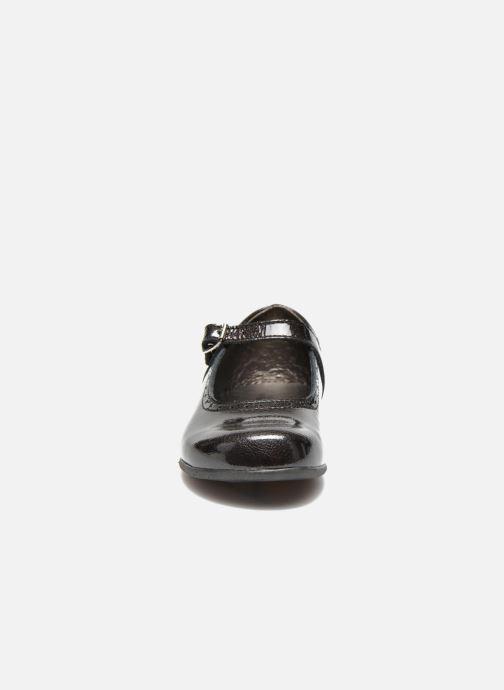 Ballerines Bopy Savenay Noir vue portées chaussures