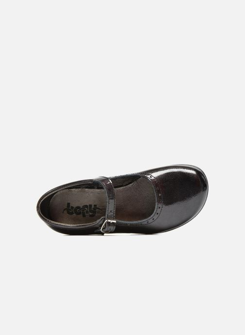 Ballet pumps Bopy Savenay Black view from the left