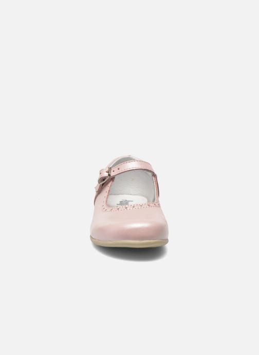 Ballet pumps Bopy Savenay Pink model view