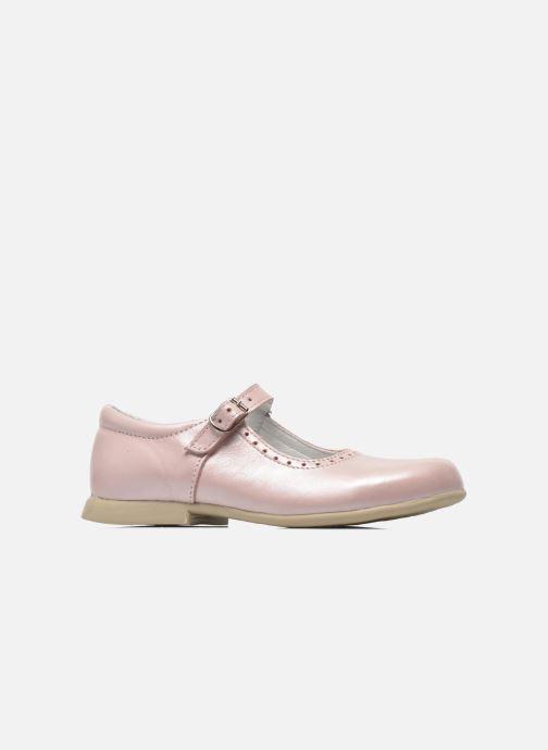 Ballet pumps Bopy Savenay Pink back view