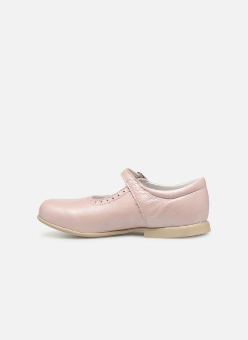 Ballerinas Bopy Savenay rosa ansicht von vorne