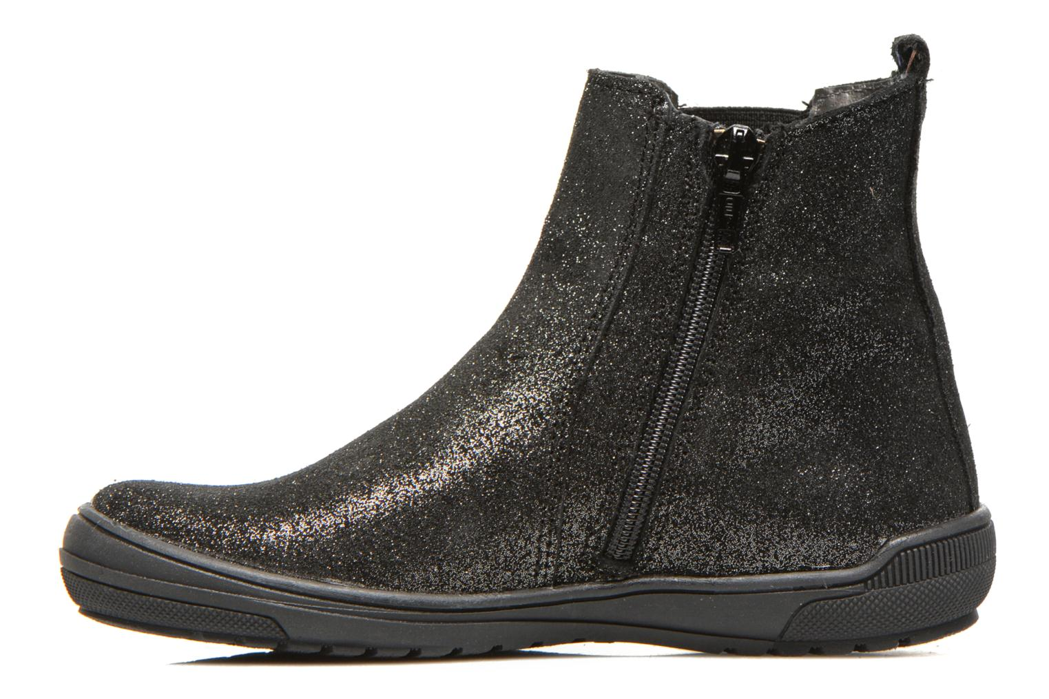 Ankle boots Bopy Snif Black front view