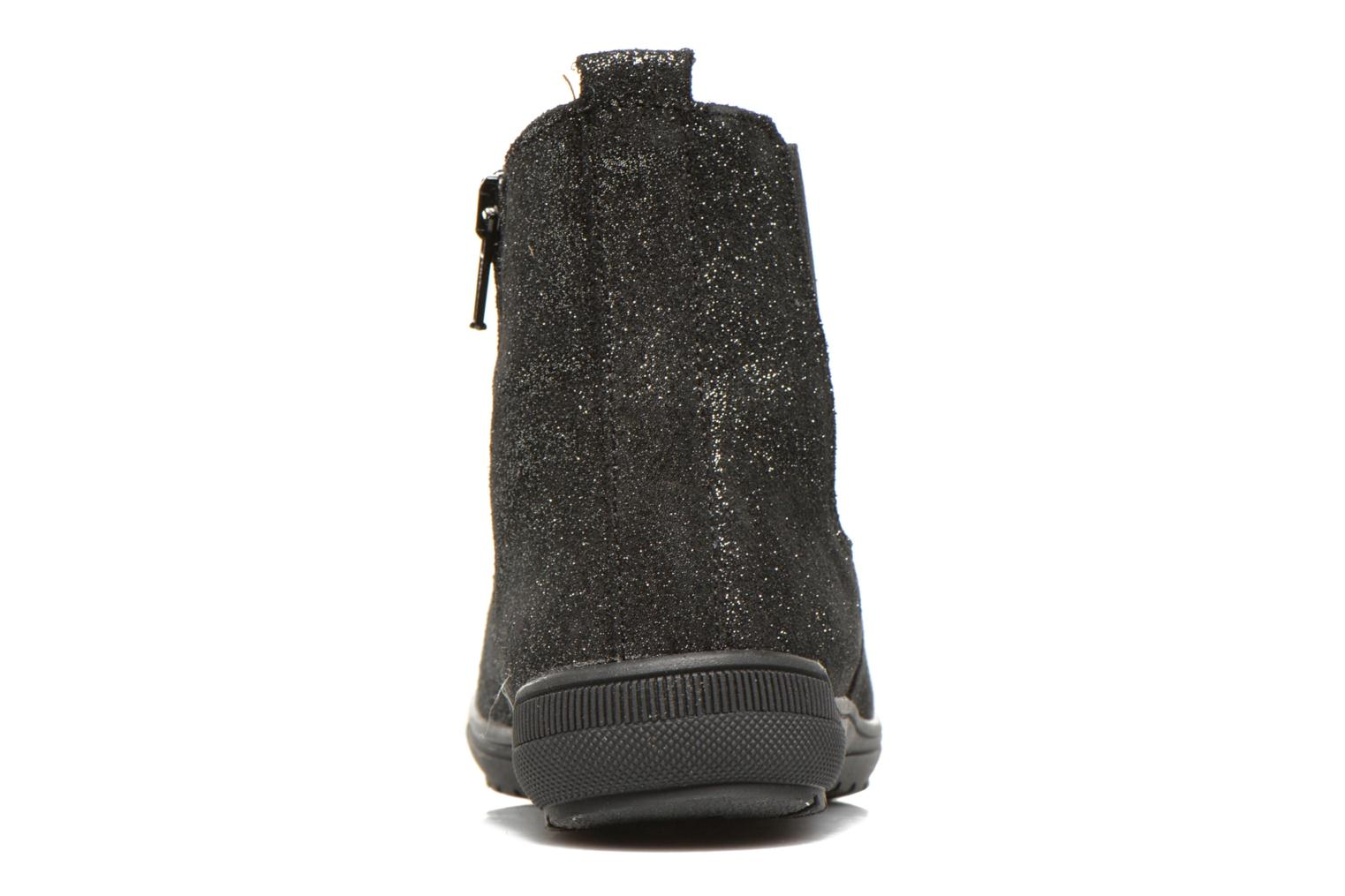 Ankle boots Bopy Snif Black view from the right