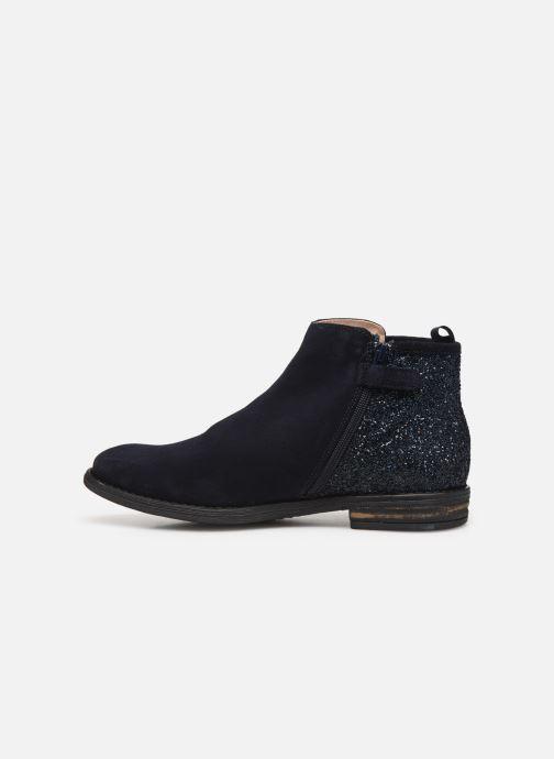 Bottines et boots Acebo's Olivia Bleu vue face