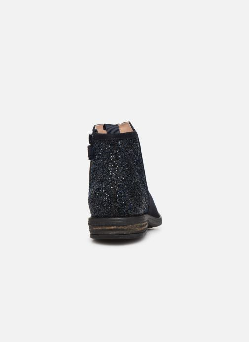Ankle boots Acebo's Olivia Blue view from the right