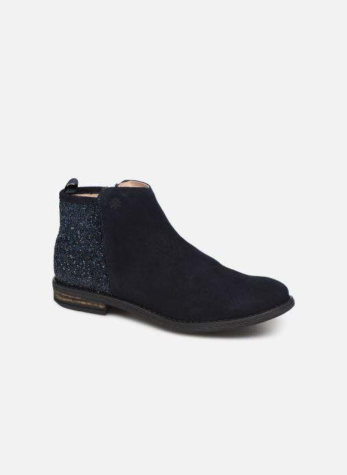 Bottines et boots Acebo's Olivia Bleu vue détail/paire
