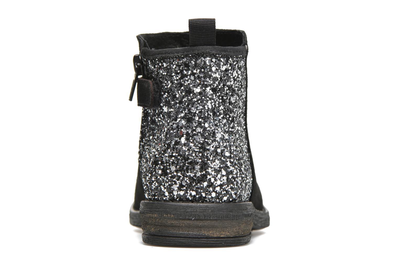 Bottines et boots Acebo's Olivia Noir vue droite