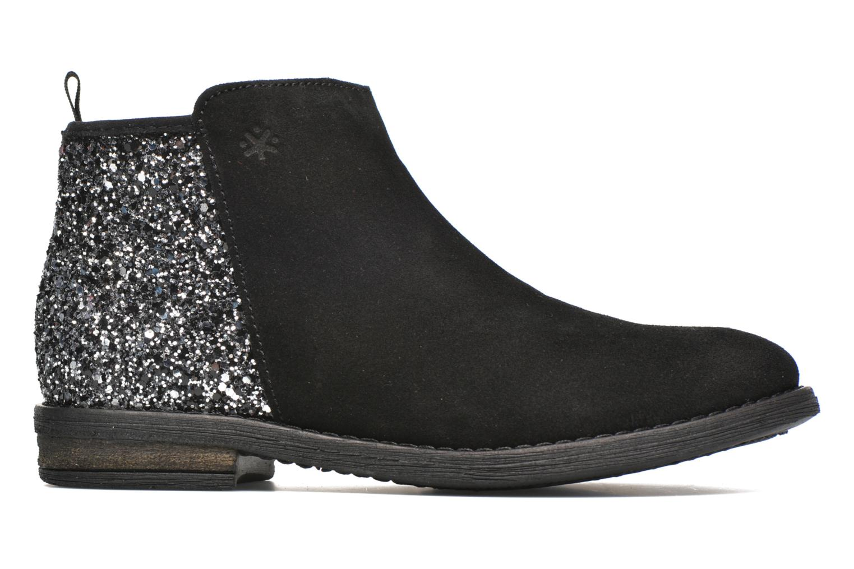 Bottines et boots Acebo's Olivia Noir vue derrière