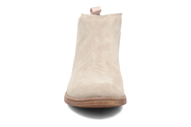 Bottines et boots Acebo's Olivia Beige vue portées chaussures