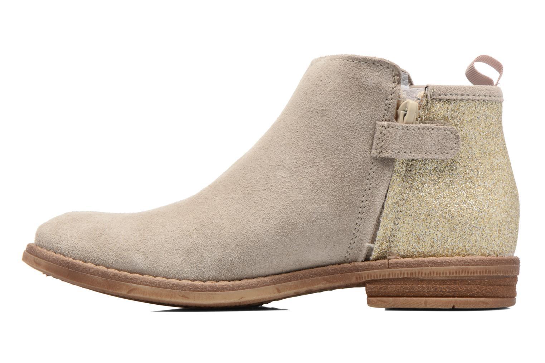 Bottines et boots Acebo's Olivia Beige vue face