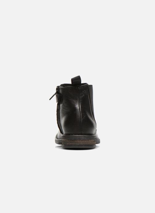 Boots en enkellaarsjes Acebo's Aurelio Zwart rechts