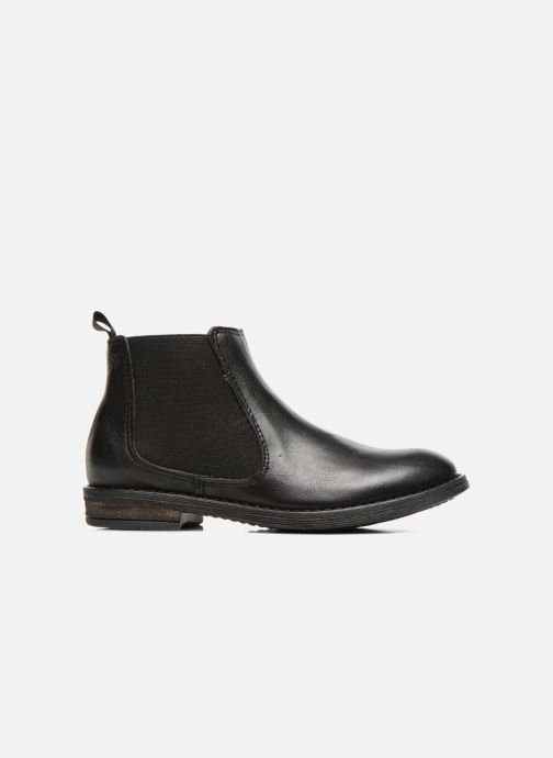 Boots en enkellaarsjes Acebo's Aurelio Zwart achterkant