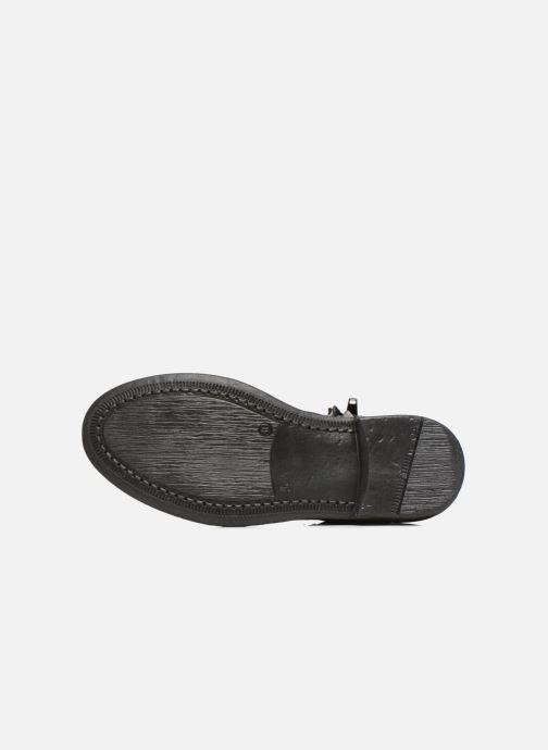 Boots en enkellaarsjes Acebo's Aurelio Zwart boven