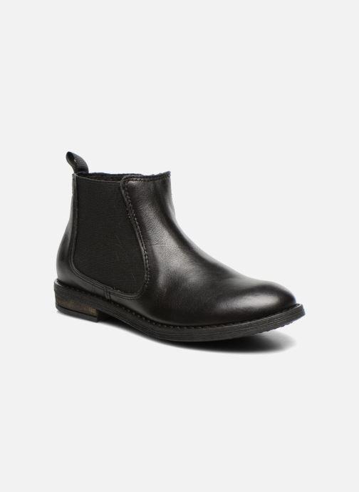 Boots en enkellaarsjes Acebo's Aurelio Zwart detail