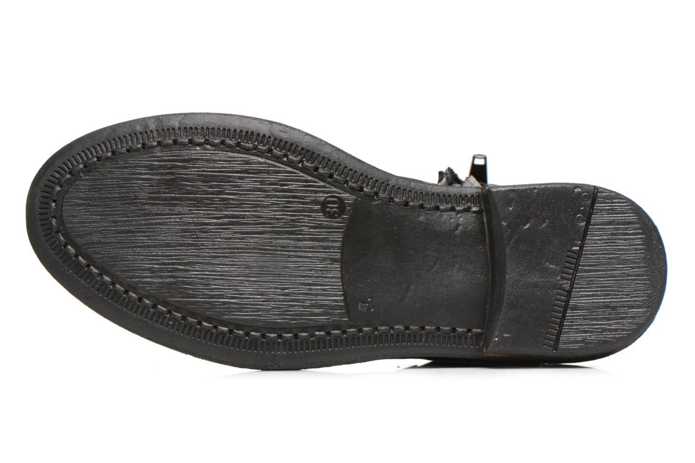 Bottines et boots Acebo's Aurelio Noir vue haut