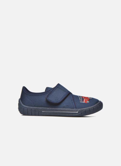 Pantoffels Superfit Bill Blauw achterkant