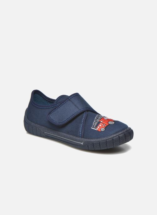 Pantoffels Superfit Bill Blauw detail